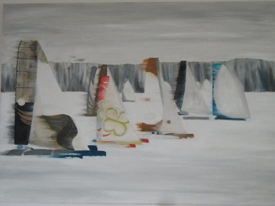 Départ du Rhum 2010